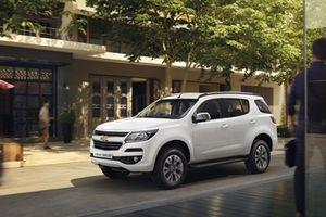 Định giá thấp, Chevrolet Trailblazer quyết 'hạ' Toyota Fortuner