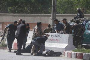 Afghanistan: Hơn 70 người thương vong trong vụ đánh bom kép liều chết tại Kabul