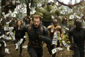 Avengers: Infinity War phá kỷ lục phòng vé, thu về 630 triệu USD trong tuần đầu công chiếu