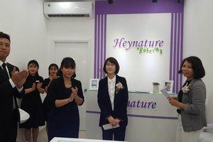 Thương hiệu mỹ phẩm thiên nhiên Hàn Quốc Heynature chính thức có mặt tại Việt Nam