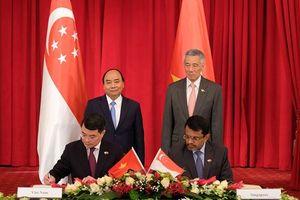 Chuyến thăm của Thủ tướng: Xung lực mới cho hợp tác đầu tư Việt Nam-Singapore