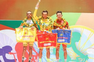 Nguyệt Minh thắng chặng, Nguyễn Thành Tâm áo vàng chung cuộc