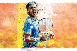 Rafael Nadal như người từ sao Hỏa trên sân đất nện