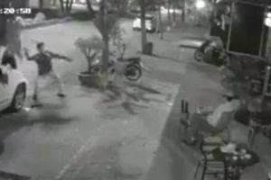 Chủ tịch Hà Nội yêu cầu điều tra vụ ném gạch quán cà phê