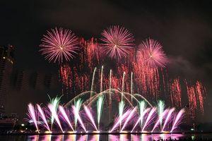 Lễ hội pháo hoa quốc tế Đà Nẵng 2018 hấp dẫn ngay từ đêm đầu tiên