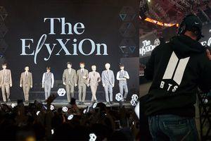 Fan phẫn nộ vì đến xem concert EXO, phát hiện nhân viên mặc áo BTS