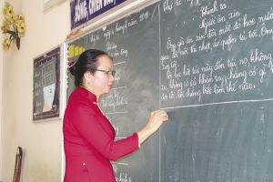 Chuyện về một đồng nghiệp của 'cô giáo quỳ xin lỗi'
