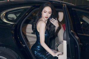 Hoa hậu Hương Giang nối tiếp danh sách mỹ nhân Việt sở hữu vòng eo 56