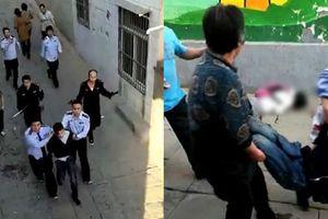 Quay về trường cũ thảm sát để trả thù hồi đi học bị bắt nạt