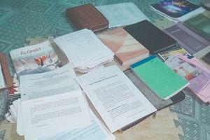 Phát hiện nhiều tài liệu tuyên truyền Hội thánh của Đức chúa trời