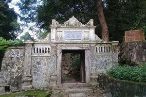 Về chùa Trầm nhớ lại chuyện gần 30 năm trước đi tìm cây cảnh