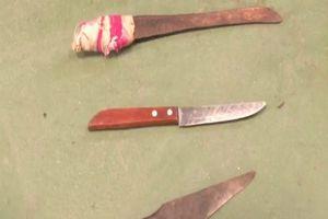 3 thanh niên dùng dao cướp tài sản giữa đêm