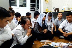 Nghệ An: Triệu tập 12 thành viên Hội Thánh Đức Chúa Trời