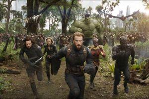 Tranh cãi Avengers 'đè bẹp' phim Việt
