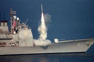Bắn sạch vào Syria, Mỹ cấp tốc mua 100 quả Tomahawk