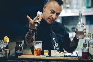 Bartender thành danh đòi hỏi sáng tạo không ngừng