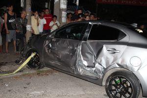Vụ ô tô gây tai nạn liên hoàn: Tài xế tới trình diện