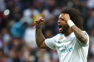 Marcelo thừa nhận bóng đã trúng tay trong trận Real hòa Bayern