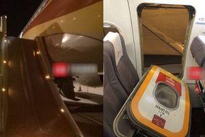 Mở cửa thoát hiểm máy bay để 'hít khí trời', khách Trung Quốc bị phạt 250 triệu đồng