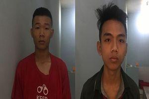Bắt 2 đối tượng gây ra hàng loạt vụ cướp táo tợn ở Sài Gòn