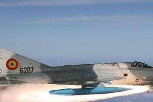 Israel 'lập bẫy' bắn hạ 5 tiêm kích MiG-21 trong vòng 3 phút