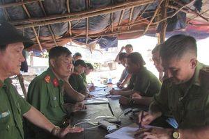 Vụ trùm gỗ lậu Phượng 'râu': Đình chỉ công tác 4 cán bộ biên phòng