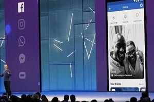 Facebook chính thức nhảy vào lĩnh vực hẹn hò trực tuyến