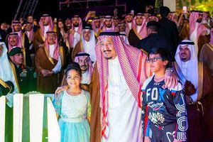 Saudi Arabia xây siêu công viên giải trí rộng hơn 330 km2