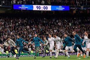 Benzema tỏa sáng, Real vượt Bayern vào chung kết