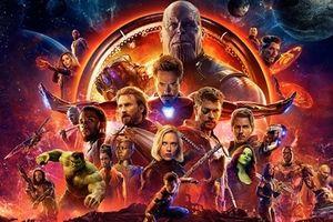 'Avengers: Infinity War' thiết lập kỉ lục thời đại trên toàn cầu