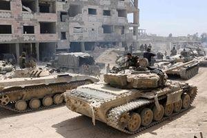 Phiến quân Syria 'thi nhau' buông súng xin hàng quân đội chính phủ