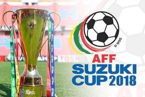 Trực tiếp lễ bốc thăm AFF Cup 2018: Thi đấu theo thể thức mới