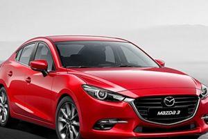 Bảng giá xe Mazda tháng 5/2018