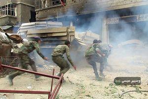 Quân đội Syria tấn công quét sạch IS khỏi Yarmouk, người Kurd công khai chống lại Syria