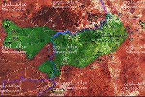 'Hổ Syria' đe khai hỏa, quân thánh chiến ở Homs lập tức xin hàng