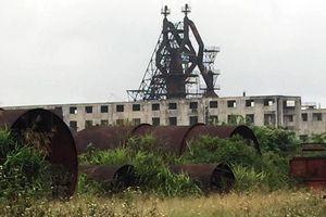 Chùm ảnh: Xót xa nhà máy thép nghìn tỉ ở Hà Tĩnh đắp chiếu bỏ hoang
