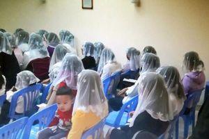 Gia Lai: Công an 'xiết chặt' đối tượng truyền đạo 'Hội thánh Đức Chúa Trời'