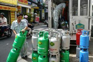 Giá gas đảo chiều tăng mạnh 833 đồng/kg từ ngày 1/5