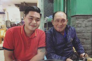 Duy Phương trở lại sân khấu diễn cùng con trai