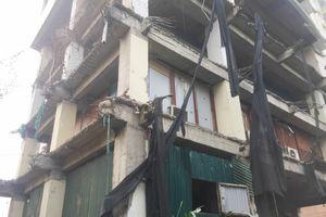 Dự án LOD Buiding 'mọc rêu' trên 'đất vàng' phố Trần Thái Tông