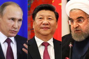 'Ngầm định' mối đe dọa của Nga, Trung Quốc và Iran đối với thế giới