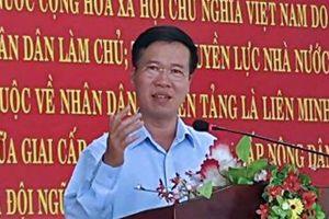 Ông Võ Văn Thưởng trả lời về xử lý sai phạm của bà Phan Thị Mỹ Thanh