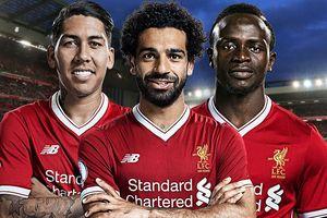 Danh sách 23 ngôi sao Liverpool tham dự trận lượt về với AS Roma