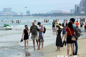 Lượng du khách quốc tế đến Đà Nẵng trong dịp nghỉ lễ tăng mạnh