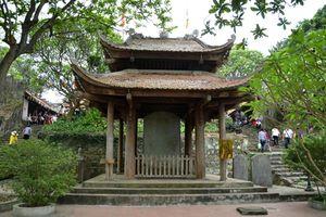 Chùa Đọi Sơn được công nhận là Di tích quốc gia đặc biệt