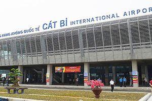 Một hành khách Trung Quốc dọa có bom tại sân bay Cát Bi