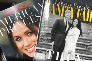 Hôn lễ hoàng tử Anh Harry - Phen bận rộn của truyền thông… Mỹ