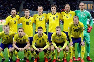Đội tuyển Thụy Điển World Cup 2018: Không nhiều cơ hội vào sâu