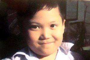 Bé trai 8 tuổi mất tích khi đến công viên Lê Thị Riêng chơi cùng mẹ