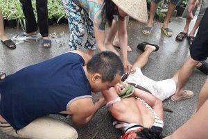 Hưng Yên: Bắt giữ đối tượng đi ô tô xông vào nhà nghi bắt cóc trẻ em